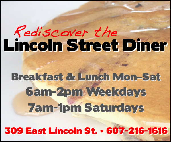 Rediscover the Lincoln Street Diner