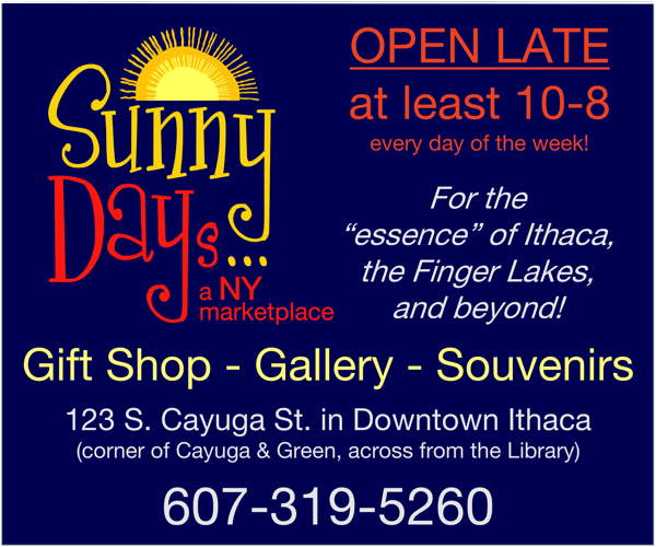 Sunny Days Gift Shop & Souvenirs - Open at least 10-8 every day!