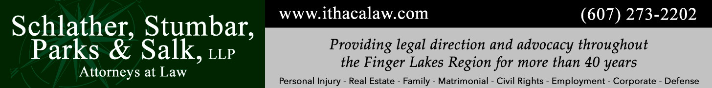 Schlather, Stumbar, Parks & Salk, LLP, Attorneys at Law. Providing legal direction throughout the Finger Lakes region for more than 40 years.