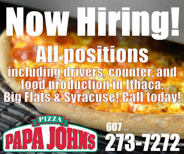 Papa John's Pizza Now Hiring all positions!