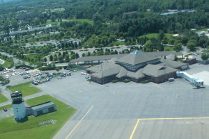 Ithaca Tompkins Regional Airport. 14850 file photo.