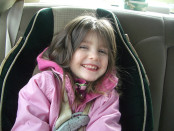 Are your children in a proper car seat for their age, height, and weight?