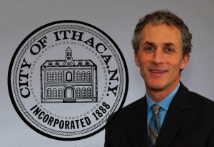 Dan Cogan, the City of Ithaca's next Chief of Staff.