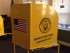 Polling Place voting booth