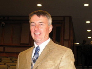 TCAT general manager Joe Turcotte has died at 51. Photo provided.