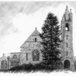 Ithaca's First Baptist Church. Image provided.