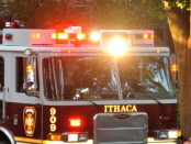 Ithaca Fire Department. 14850 file photo.