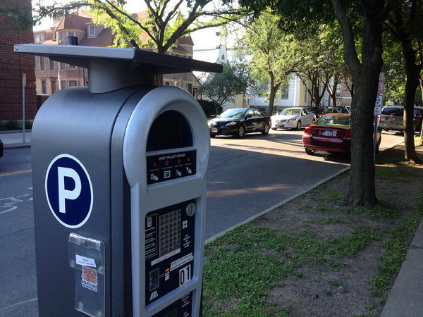 As Ithaca rolls out Parkmobile app, parking confusion and