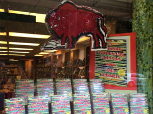Downtown Ithaca's Buffalo Street Books is offering Bob Proehl's debut novel. 14850 Photo.
