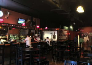 The Range opens tonight in Downtown Ithaca. 14850 Photo.