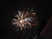 Fireworks and lasers at Cornell this weekend!