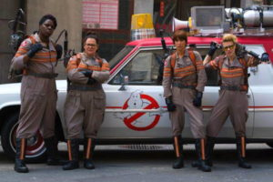 """Ghostbusters"" on the silver screen this weekend. Photo provided."