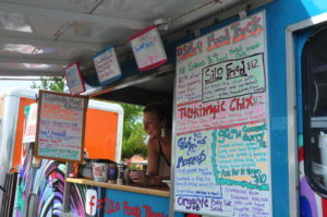 Silo Food Truck won this year's New York State Fair food truck competition. 14850 file photo.