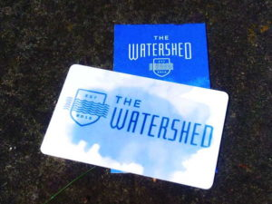 """We're having so much fun loading up these gift cards for our friends,"" say Watershed owners."
