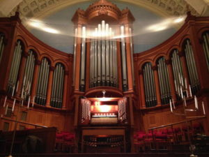 First Presbyterian Church Organ