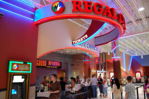 Regal Cinema at the Shops at Ithaca Mall. 14850 file photo.