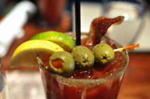 Bloody Mary with the works?