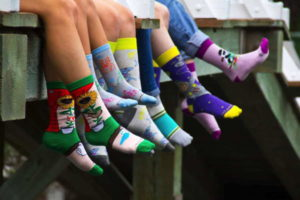 Macro Mamas is collecting socks this month. Photo provided.