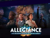 Allegiance is in theatres tonight
