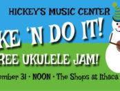 Hickey's Ukulele Jam