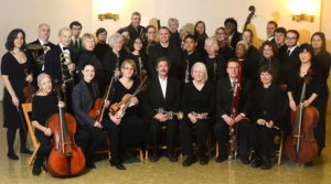 The Ithaca Community Orchestra. Photo provided.