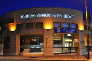 The Tompkins County Public Library.