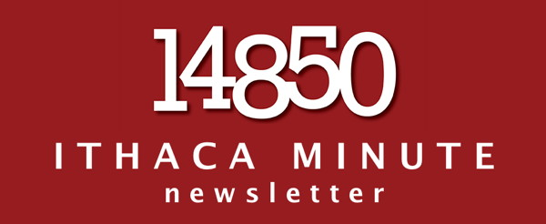 14850 Ithaca Minute newsletter