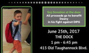 Fight like a Kid! Benefit for Deany.