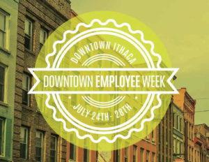Downtown Ithaca Employee Week