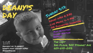 Deany's Day at the Loft