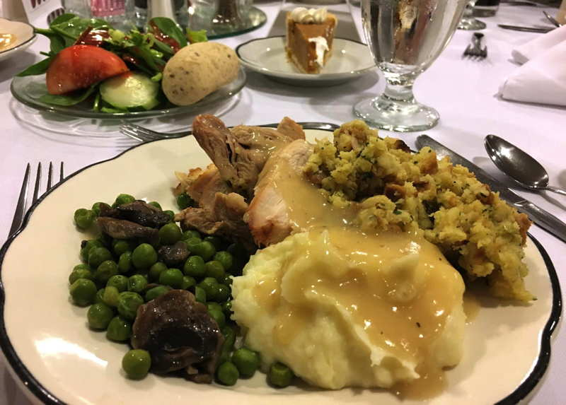 An Ithaca Thanksgiving Means Several Open Eateries And Free Meals