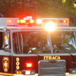 Ithaca Fire Department Engine 909