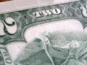 $2 bill.