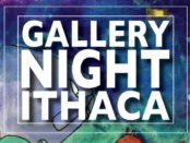 Gallery Night Ithaca logo