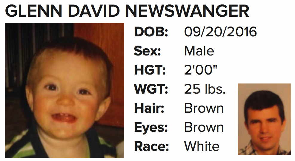 Digital Signs Used Locally In Search For Missing Child