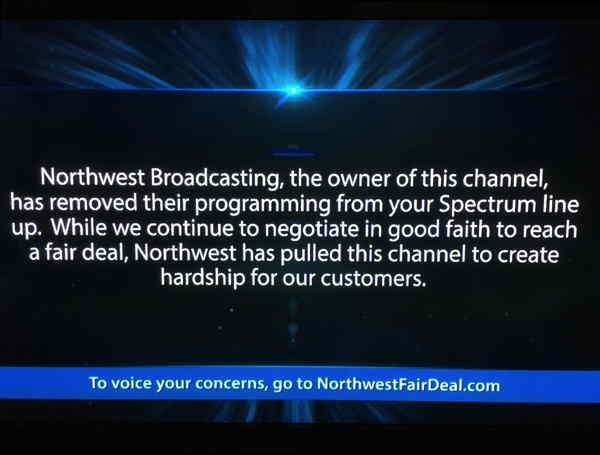 After more than four months, missing channels return to