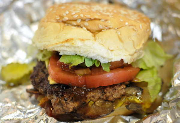 Here's your deals for National Cheeseburger Day