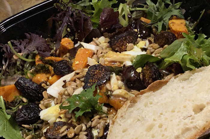 Creative pizzas and salads from Pronto on Ithaca's east ...